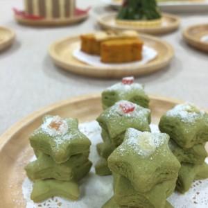 ワンちゃん用クリスマスクッキー